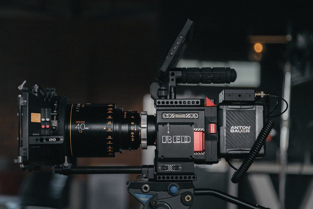 video production camera